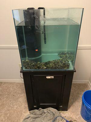 60 Gallon Rimless Cube Aquarium for Sale in El Dorado, AR