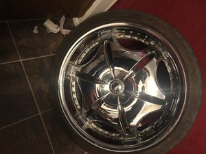 Rims and tires for Sale in Portland, OR