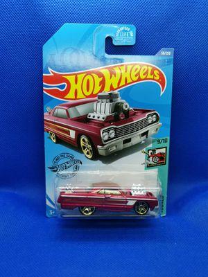 Hot Wheels 1964 Chevy Impala 9/10 for Sale in Midlothian, VA