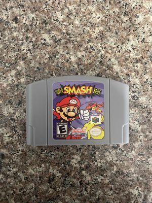 Smash bros n64 for Sale in Los Angeles, CA