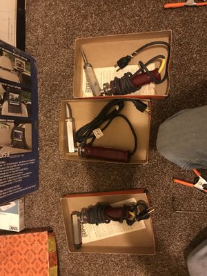 Industrial grade soldering irons for Sale in Ripon, CA