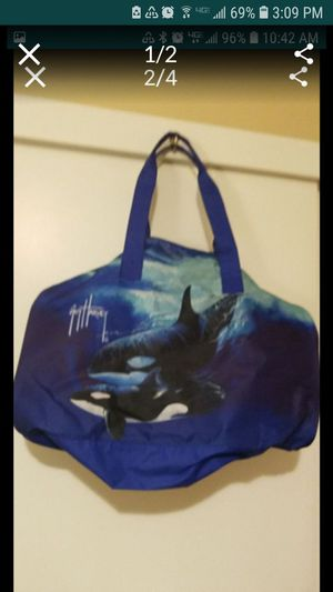 """ NEW "" GUY HARVEY DUFFLE BAG. for Sale in Claremont, CA"
