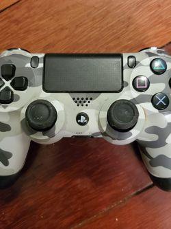 PS4 Wireless Camo Controller for Sale in Carrollton,  GA