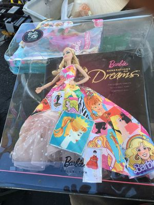 Barbie Generations of dreams for Sale in Los Angeles, CA