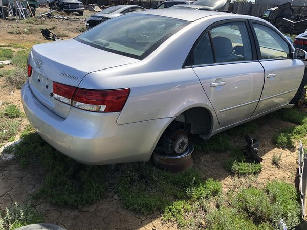 Hyundai Sonata parts