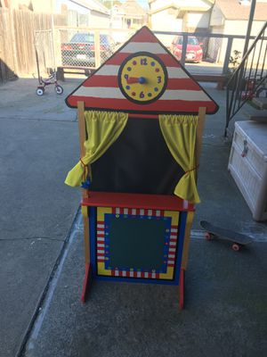 Puppet teather for Sale in San Jose, CA