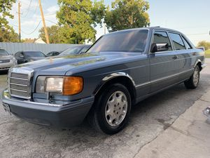 1986 Mercedes-Benz 560 SEL for Sale in Houston, TX