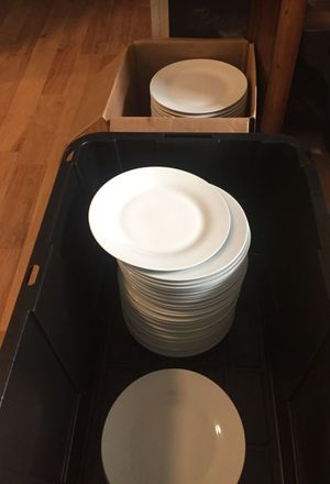 Dinner plates for Sale in Seattle, WA