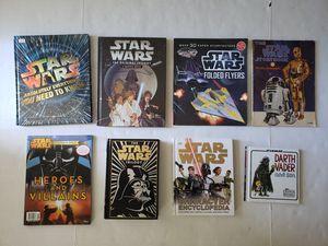 STAR WARS BOOKS for Sale in Dunedin, FL