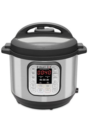 Instant Pot Duo 7-in-1 Electric Pressure Cooker, Sterilizer, Slow Cooker, Rice Cooker, Steamer, Saute, Yogurt Maker, and Warmer, 8 Quart, 14 One-Touc for Sale in Tempe, AZ