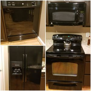 Whirlpool refrigerator, other appliances GE for Sale in McDonogh, MD