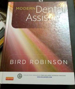 NEW Dental Assisting Textbook Set of 6 W/2 DVD's for Sale in Phoenix, AZ