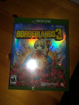 Borderlands 3 (Great Condition) for Sale in Chino, CA