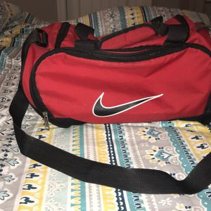 Nike Duffle Bag - Red for Sale in Papillion, NE