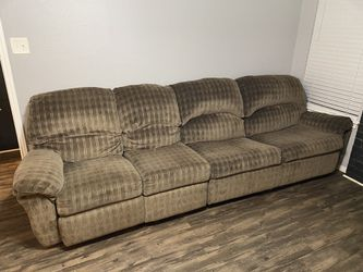 Couch/ Pull out bed for Sale in Round Rock,  TX