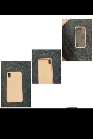 2 iPhone 10 cases/ 2 covers para iPhone 10 for Sale in Grand Prairie, TX