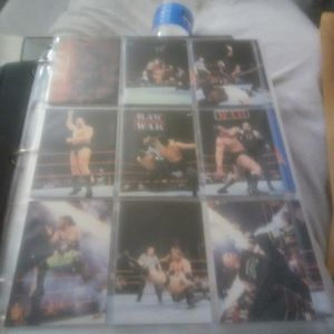 Smackdown 72 Wrestling WWF Cards Set Near Mint To Mint, The Rock, The Undertaker for Sale in Santa Clara, CA