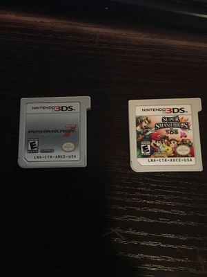 Nintendo 3ds games for Sale in Litchfield, CT