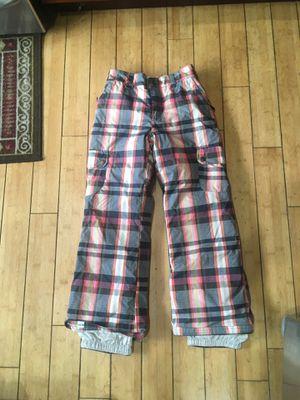 Free ski pants child size medium for Sale in Sunnyvale, CA