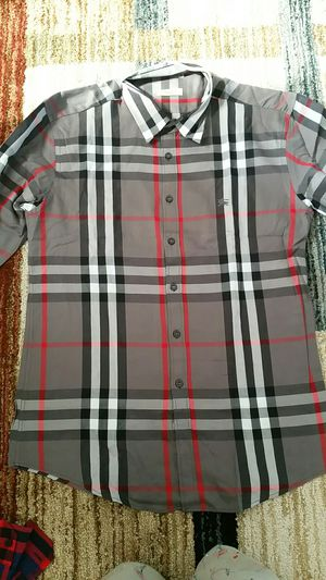 Burberry men's shirt size M for Sale in Whittier, CA