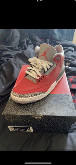 Jordan 3 SE unite size 10 for Sale in Tampa, FL