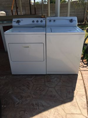 Kenmore washer 400 series and electric dryer set excellent condition for Sale in Fresno, CA