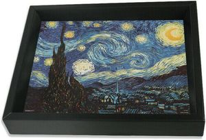 Van Gogh Starry Night 8x10 Framed 3D NEW! for Sale in Fresno, CA