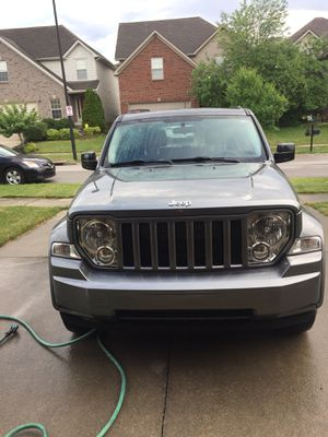 2012 Jeep Liberty Sport 4WD for Sale in Lexington, KY