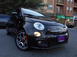 2012 FIAT 500 for Sale in Arlington, VA