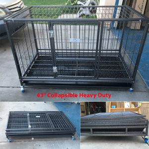 """43"""" Heavy Duty Cage Collapsible for Sale in Riverside, CA"""