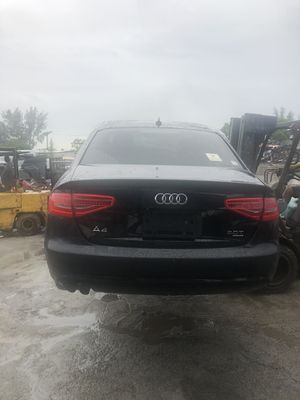 Parting out an Audi A4 2013 for Sale in Miami, FL