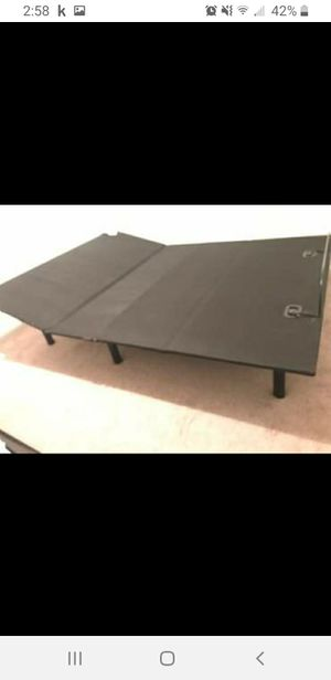 Adjustable Base Queen Bed Frame Must Go! for Sale in Damascus, MD