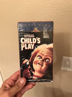 Child's play vhs tape for Sale in Phoenix, AZ