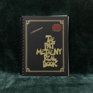 The Pat Metheny Real Book: Artist Edition for Sale in Los Angeles, CA