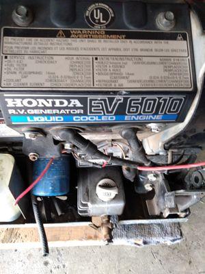 Honda rv generator for Sale in Gilroy, CA