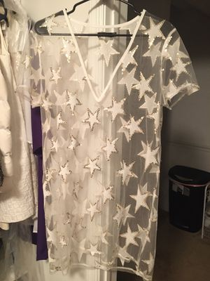 Dress for rave/costume-size large for Sale in Fairfax, VA