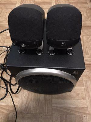 logitech z 340 speaker for Sale in Fort Worth, TX