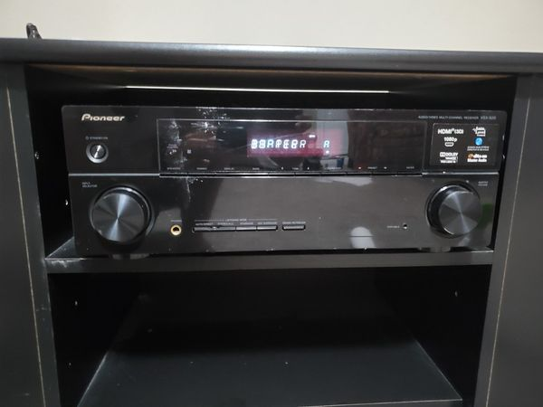 Pioneer VSX-520-K 5.1 Home Theater Receiver