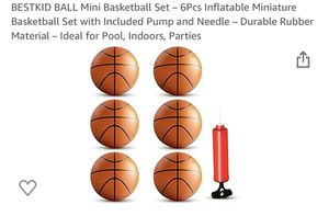 Bestkid mini basketball set -brand new for Sale in Los Angeles, CA