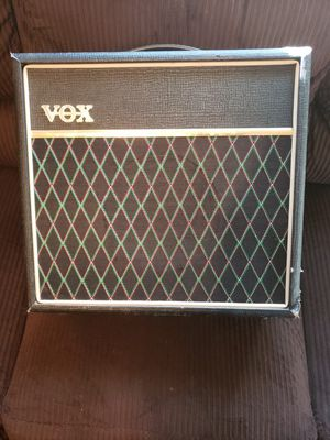 Vox amp with free amp cord for Sale in Tucson, AZ
