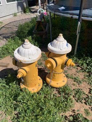 Fire hydrants for Sale in Phoenix, AZ