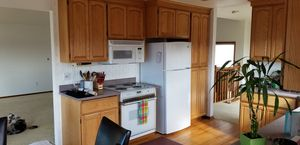 Kitchenaid, Whirlpool appliances, oak cabinets will sell separately for Sale in Tacoma, WA