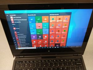 Lenovo Helix (2in1) Tablet/Laptop w/Stylist - Intel i7 - 256GB SSD - 8GB Ram - Bluetooth and more... for Sale in Chicago, IL