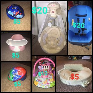 Baby items for sell for Sale in Leesburg, VA