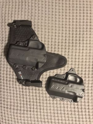 StealthGear IWB Holster for P320RX with extra kydex shell. for Sale in Austin, TX