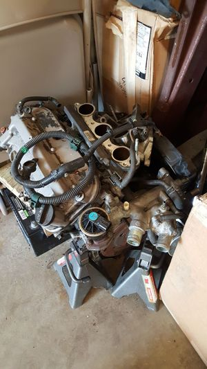 2005 Acura TL Motor for parts for Sale in Roselle, IL