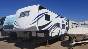 2014 Sandsport F285 5th Wheel Toyhauler for Sale in Peoria, AZ