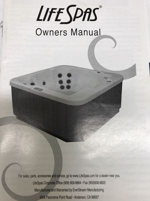Life Spa LS 7000 hot tub for Sale in Los Angeles, CA