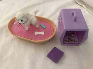 90's Pet Dog Accessories from Vet Barbie for Sale in Rancho Cucamonga, CA