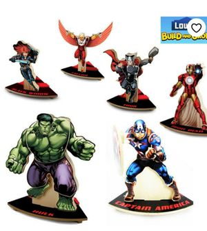 6 Lowe's Avengers build and grow kits for Sale in Franklin, TN